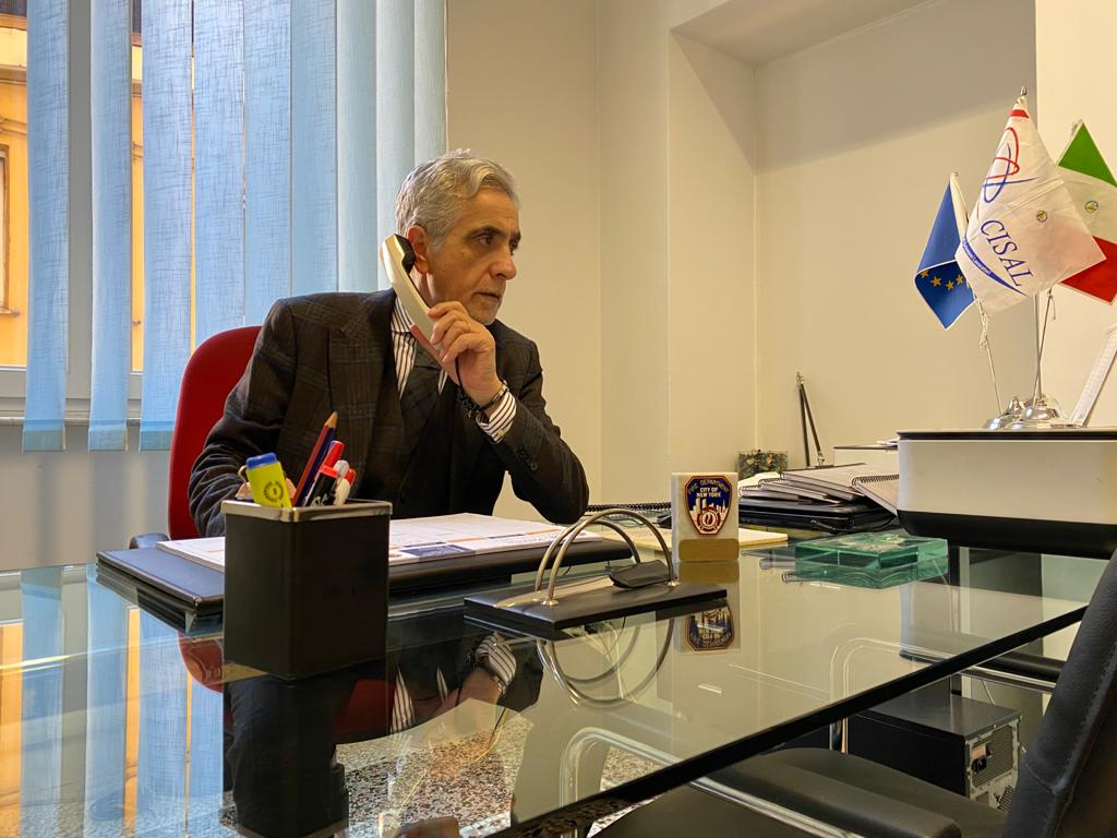 Copertina dell'articolo: Vigili del Fuoco: si discute il rinnovo del contratto per il personale Direttivo e Dirigente