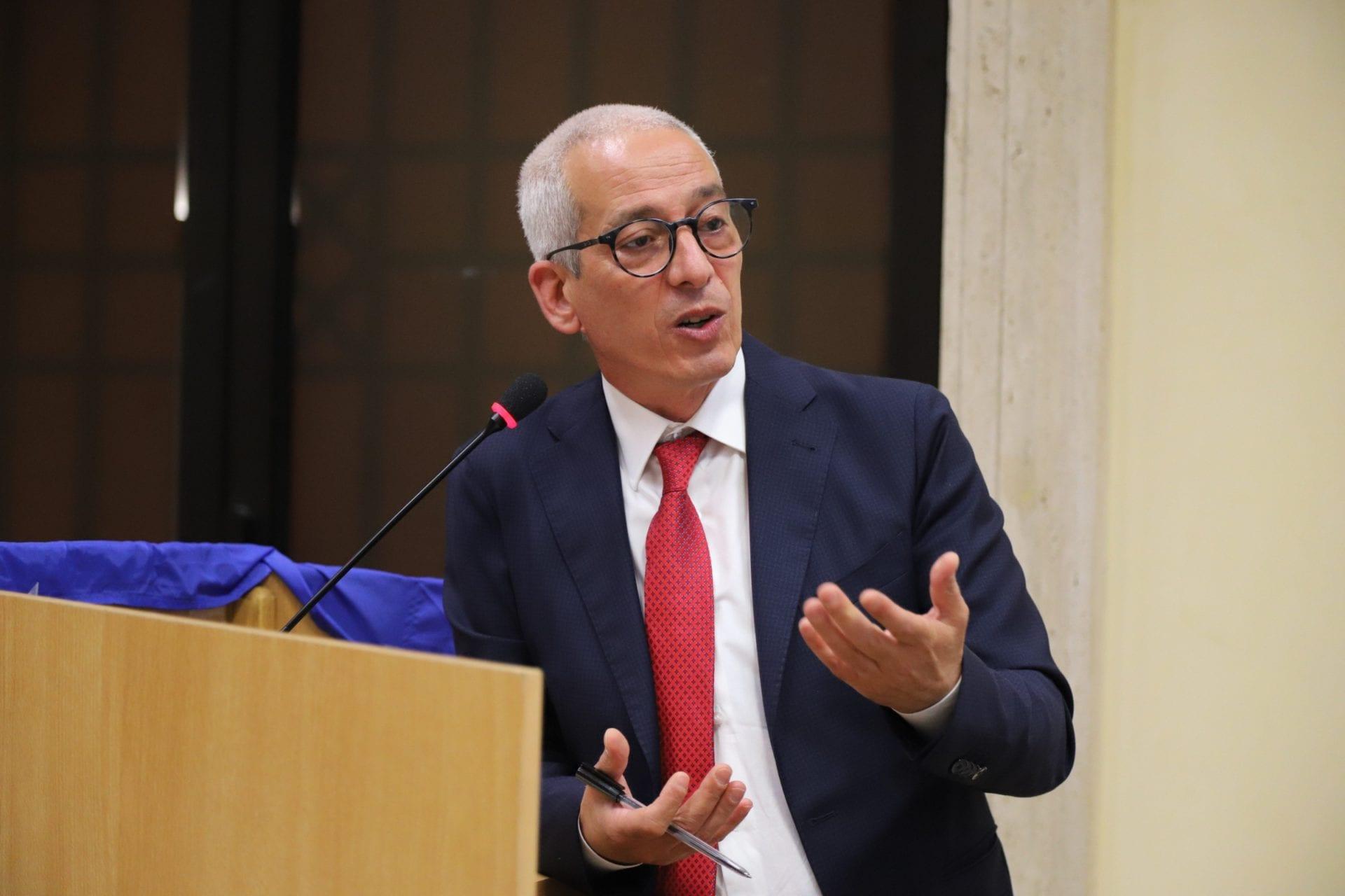 Copertina dell'articolo: Snala Cisal, a Chianciano Terme la riunione della Segreteria nazionale. Presente il Segretario Generale della Cisal Francesco Cavallaro